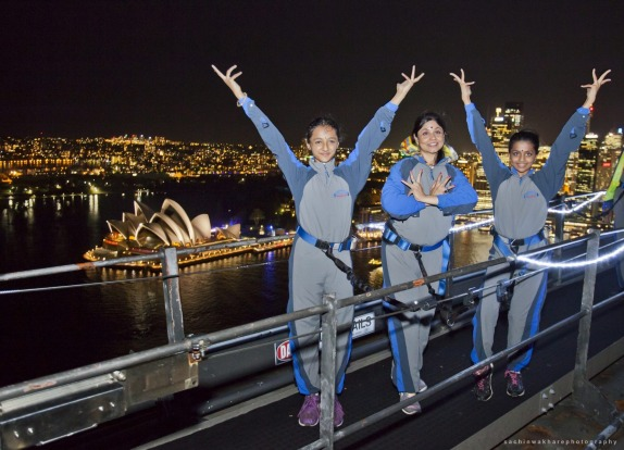 Sydney Harbour Bridge, NSW: The Bridgeclimb celebrates its 21st birthday this year, and the appeal of donning ...