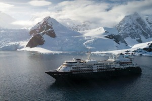 Sail Antarctica and the Chilean fiords.