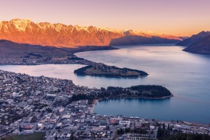 Queenstown is one of the highlights of New Zealand's South Island.