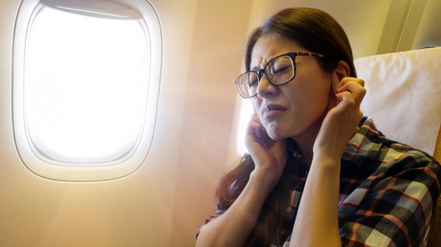 The hum in the cabin – a mix of the plane's workings, crew announcements, airflow and fellow passengers' chatter – can ...