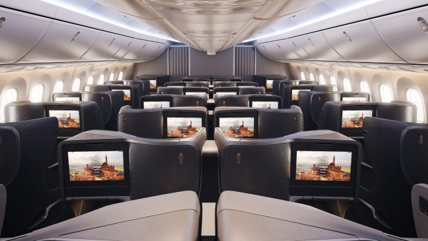 Turkish Airlines is one of the latest carriers to switch its business class cabin to a 1-2-1 layout.