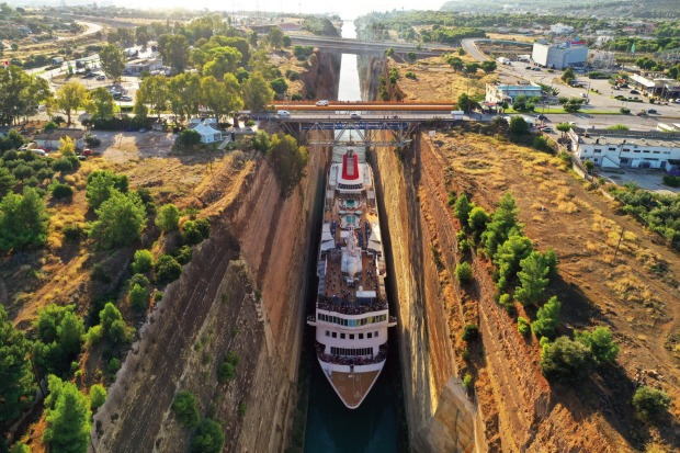 While the concept of a canal across the isthmus was first mooted some 2500 years ago – around 600BC – the narrow ...