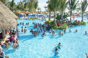 CocoCay, Royal Caribbean cruise line's private island attraction in the Bahamas.