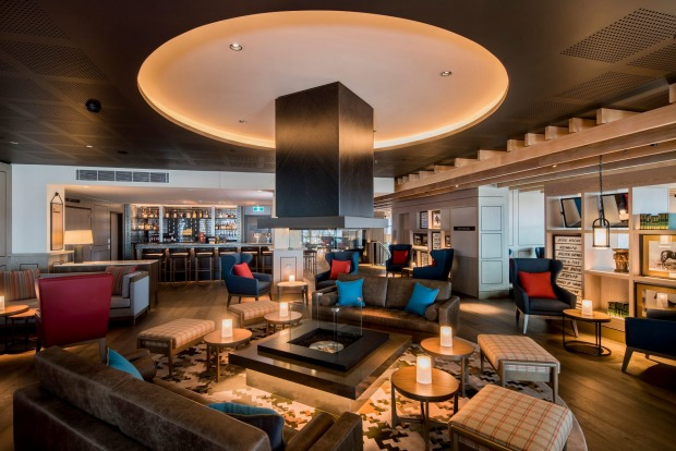 WILLIAM INGLIS HOTEL  This luxury hotel has a distinctly equine theme, as it's located next to Warwick Farm racecourse ...