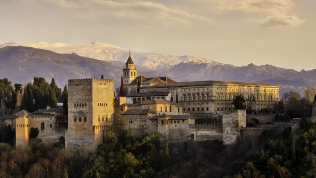 The Alhambra is much more than just a palace .