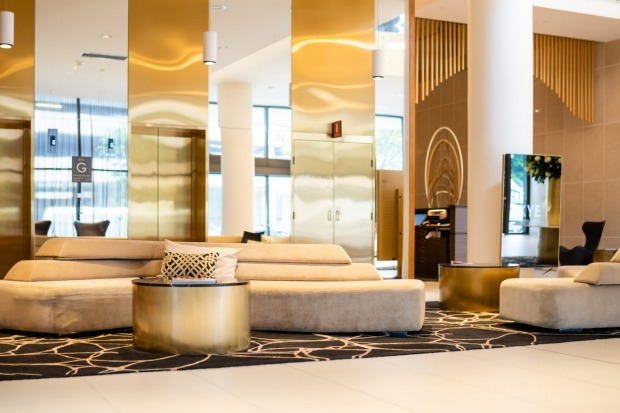 SKYE HOTEL SUITES  As Sydney's second CBD, Parramatta is a hub of business, entertainment and dining, and this ...