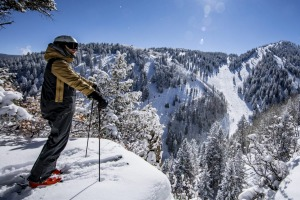 Snowmass offers an escape from the pace of Aspen's mid-winter frivolity.