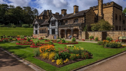 Shibden Hall has recently extended its opening hours to cope with an influx of tourists.