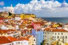 Lisbon, Portugal cityscape in the Alfama District. satoct26cover iStock TRAVELLER 52 places for 2020 cover reuse ...