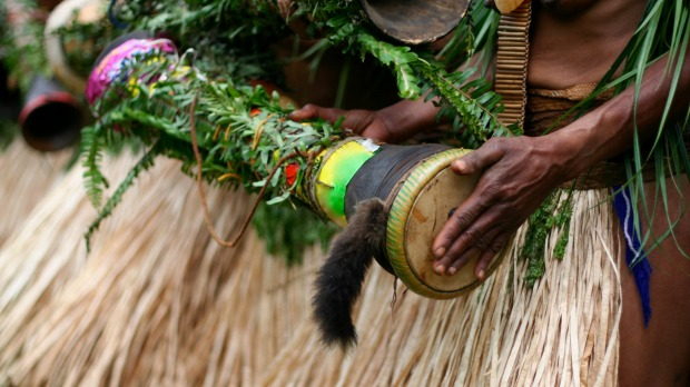 Papua New Guinea has a population of barely 8.25 million, but around 840 living languages.