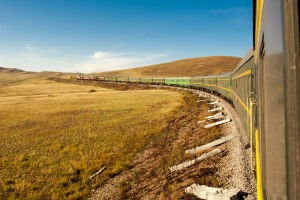 The Trans-Siberian is the most epic of epic train journeys.