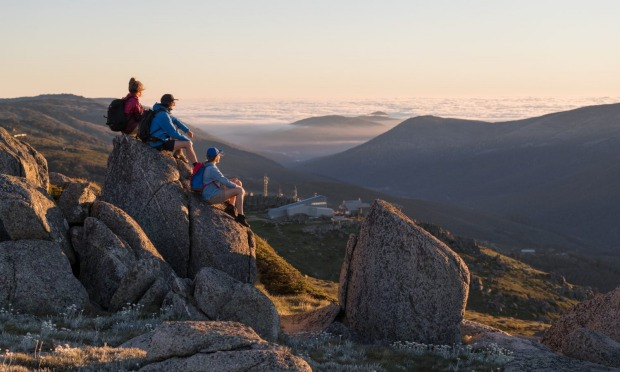 Mount Kosciuszko, NSW: The highest mountain in Australia is a tiddler by global standards – it's 2,228km above sea level ...
