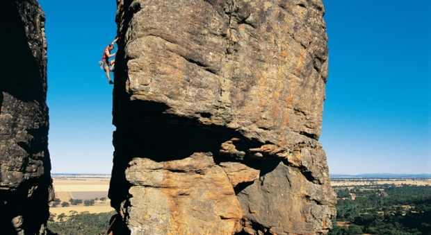 Mt Arapiles, Victoria: If it's rock-climbing you're after, though, Mt Arapiles is the classic Aussie spot for it. ...