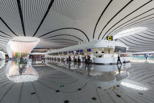 It is the world's largest single-building airport (or self-proclaimed world's biggest airport, period) and set to ...