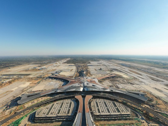 China's $25.5-billion Beijing Daxing International Airport already has a nickname – the Starfish – as well as a snappy ...