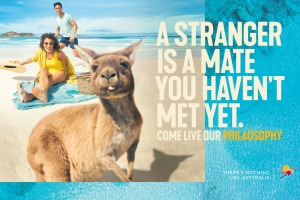 The big problem with Tourism Australia's new campaign isn't the pun 'philausophy'.