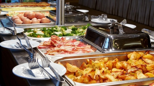 Breakfasts are often available until 10 in the morning and the buffet needs to look as fresh, fulsome and enticing for ...
