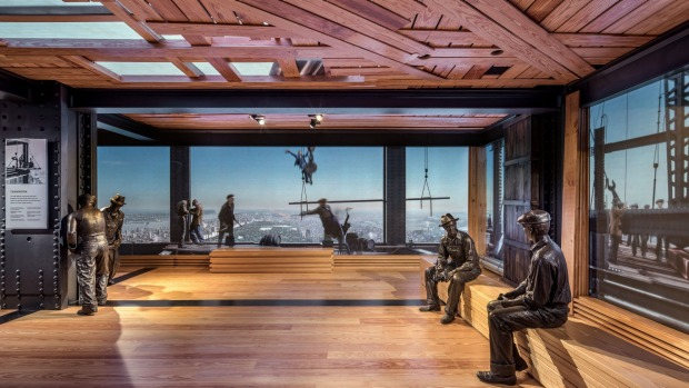 The new Observatory Experience traces the building's history from its construction in the 1920s to its status as one of ...