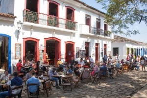 The Old Town of Paraty.
