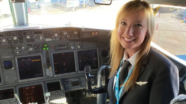 'A great day for me is being able to pass on my love of aviation to somebody in some way,' says American Airlines pilot ...