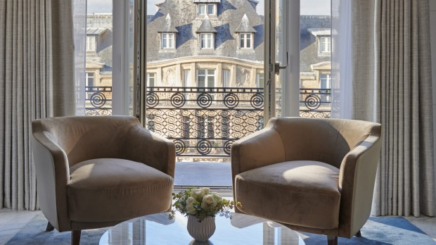 Best places to stay in Paris: 10 grand hotels with true ...