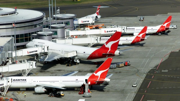 Qantas has become the second airline group in the world to commit to zero net emissions by 2050.