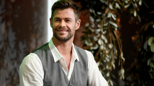 Actor Chris Hemsworth helped Tourism Australia launch its new global campaign in Sydney last month.