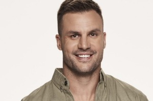Former rugby league player turned TV host, Beau Ryan.