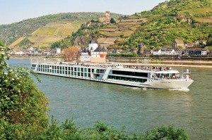 Take a short cruise on the Rhine.