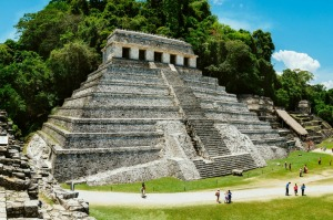 The magical Maya city of Palenque.