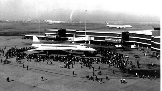 Concorde made its first visit to Sydney Airport on 20 June 1972 With a maximum speed of 2,179km/h, more than twice the ...
