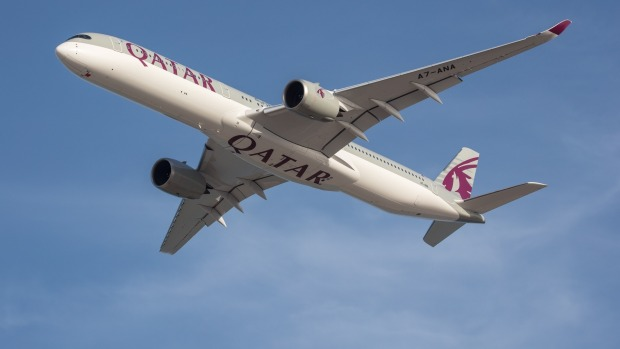 Qatar Airways has become the second airline to bring the A350-1000 to Australia.