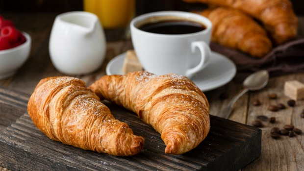 When it comes to croissants, it's France or bust.