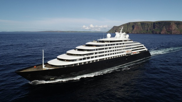Long-established river-cruise company Scenic has made a successful inroad into ocean cruising.