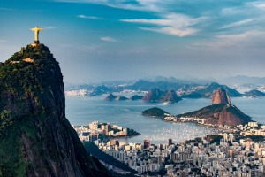 Rio De Janeiro. Brazil, one of the world's most beautiful cities.