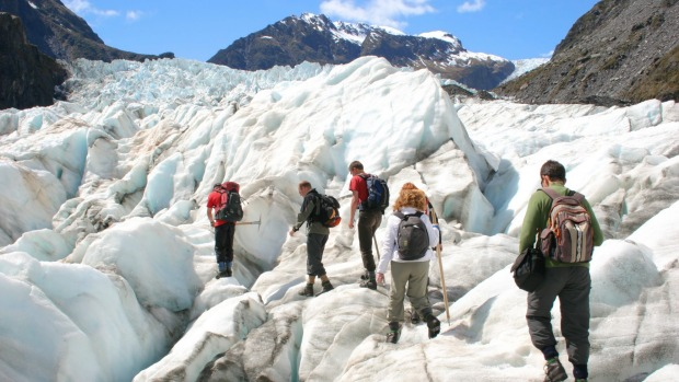 Franz Josef Glacier a popular tourist attraction, but which country is it in?