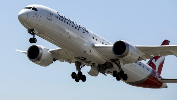 Qantas will allow passengers to receive flight credits valid until the end of next year.