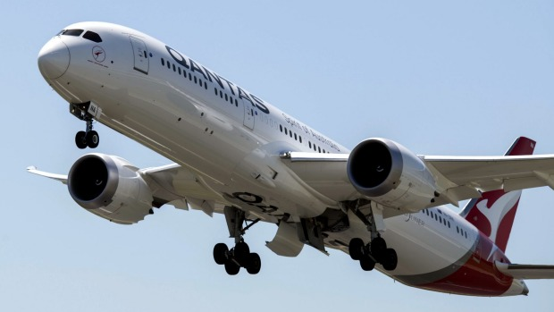 Qantas will offer free flights for a year across its network, including Jetstar, as a prize for passengers who get ...