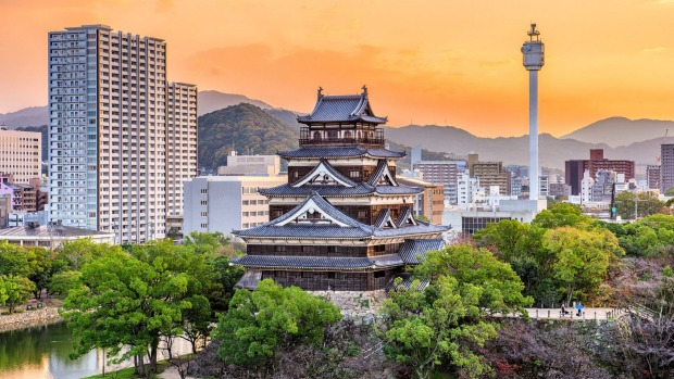 Soak up the history and culture of Japan.