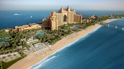 Atlantis, The Palm.