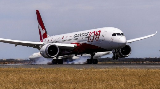 Qantas will perform 10 weekly repatriation flights over the next month.