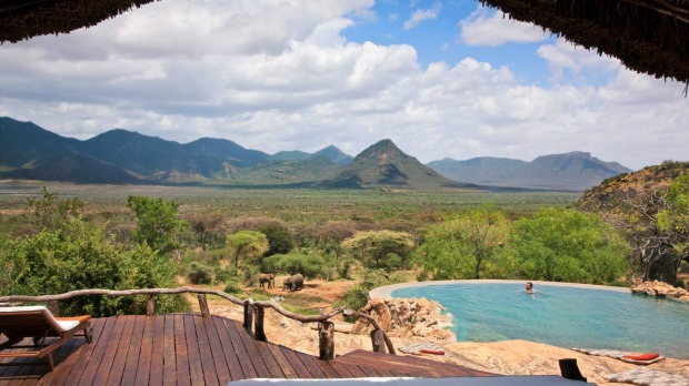The accommodation can vary from budget camping to luxury lodges.