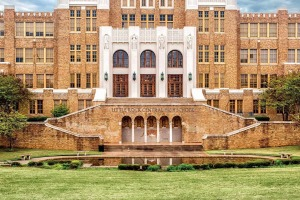 Little Rock Central High School National Historic Site.