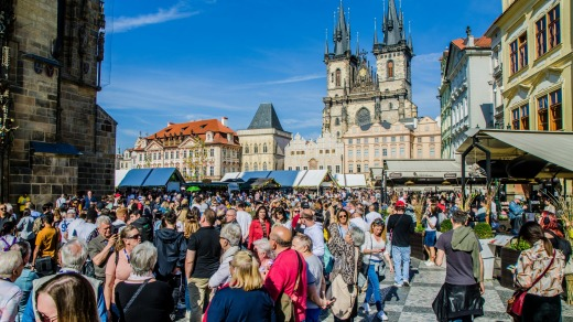Nearly 8 million tourists visited Prague last year, making it one of the most visited cities in Europe and putting ...