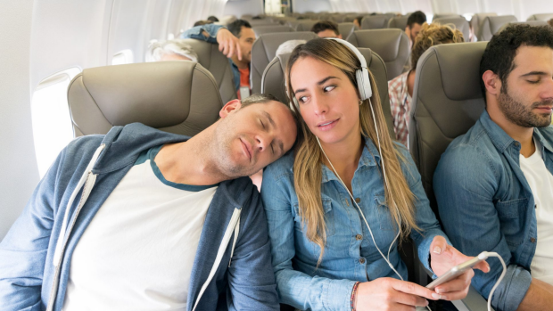 Airline etiquette: How to deal with an annoying passenger sitting next to you
