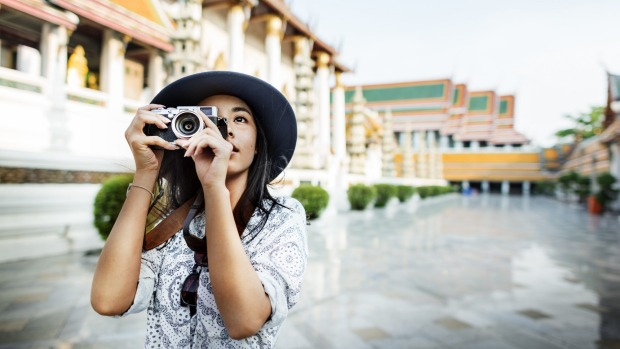 Ditch the endless selfies and learn some real photography skills.