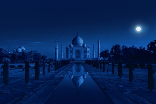 "TAJ MAHAL, AGRA: Nobody ever told his favourite wife ""I love you"" with more feeling than Shah Jahan when he built the ..."