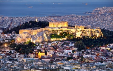 ACROPOLIS, ATHENS: One of the crowning architectural achievements of the ancient world, the Acropolis is an anthill by ...
