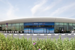 If you expect some of the gloss of Dubai Airport's main terminal – Terminal 3, home to Emirates and Qantas – to have ...