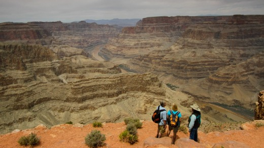 Hikers are often ill-prepared for facing the canyon's climate.